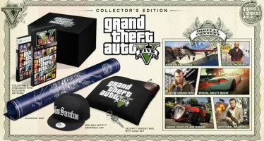 Collector's Edition GTA 5