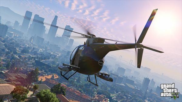 Официальные даты выхода GTA V для PS 4, Xbox One и PC, и новые подробности