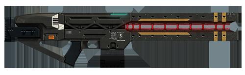 Рельсовая пушка (Railgun)
