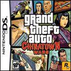 Обложка GTA: Chinatown Wars для Nintendo DS