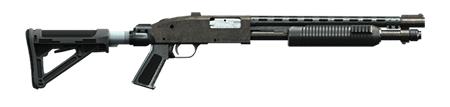 Pump Shotgun в GTA 5