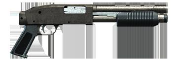 Sawed-Off Shotgun в GTA 5