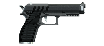 Pistol для GTA 5