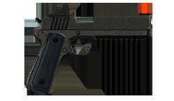 Тяжелая пистолет