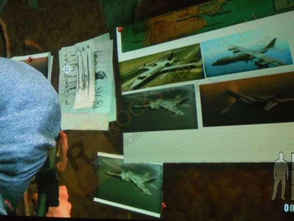 Истребитель Hydra для GTA 5 Online, найден в Max Payne 3