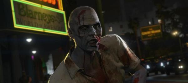 Зомби GTA 5