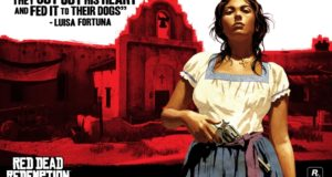 Разработка Red Dead Redemption 2