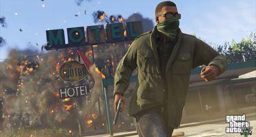 Новая GTA V станет самой объемной игрой на Playstation 4