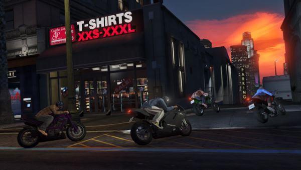 Rockstar добавила 10 новых дел для GTA Online в честь десятилетия GTA San Andreas