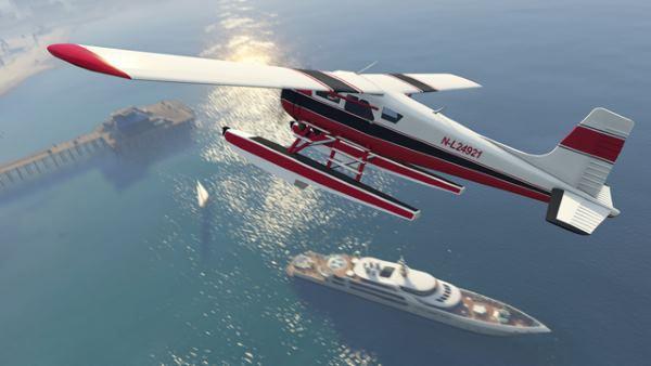 Информация о эксклюзивном контенте для GTA 5 на PS4, Xbox One и ПК
