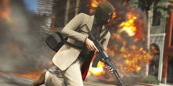 GTA 5 Online: свежая информация о миссиях в DLC Heist, система наград и другие особенности