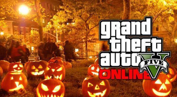 Обновление 1.18 для GTA 5 Online выйдет на Хэллоуин