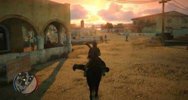 Геймплей Red Dead Redemption