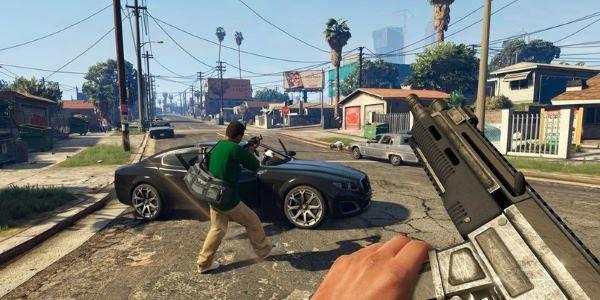 GTA 5 PS 4