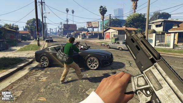 Оценка GTA 5 на PS4 и Xbox One от рейтинга ESRB, подробности изменений игры по сравнению с прошлой версией