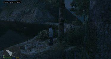 Гора Гордо пейот GTA 5
