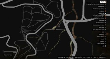Tongva Hills GTA 5