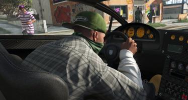 Обновленная GTA 5 для PS 4
