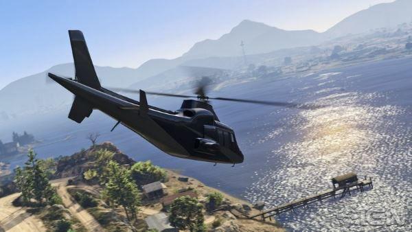 Sony: у GTA V будут своего рода специальные бонусы для владельцев PS4