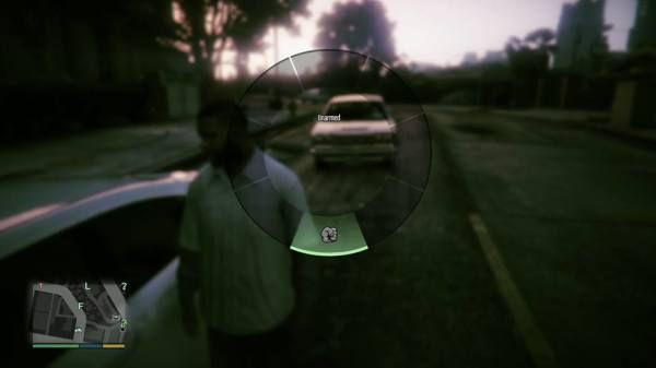 Пропало оружие GTA 5