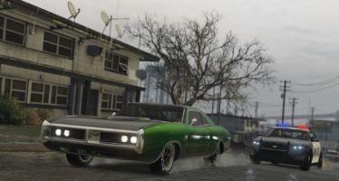 GTA V на PS4