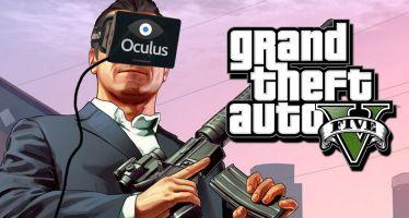 Глава Take-Two считает, что GTA 5 пока что не готова к виртуальной реальности