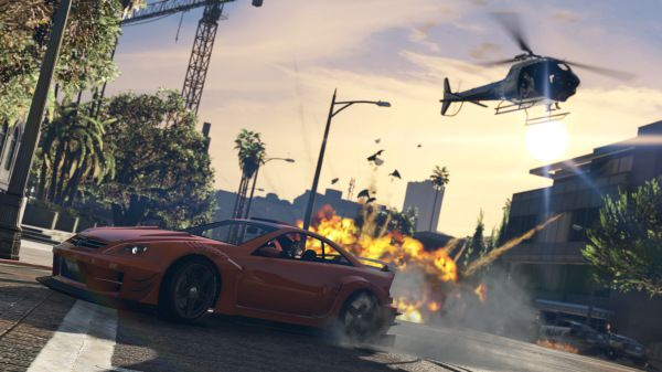 Основные подробности из расширенного интервью об «Ограблении» GTA Online