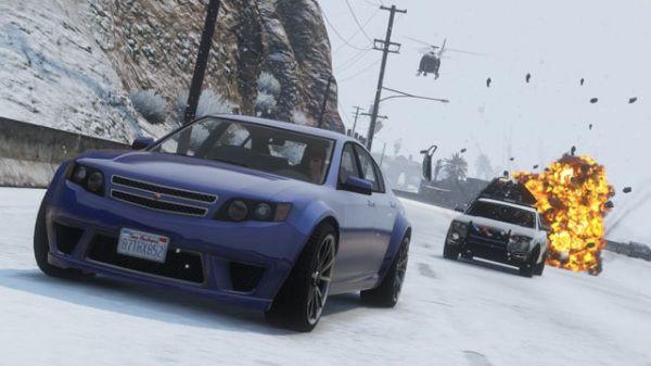 DLC Ограбления Полицейские и преступники и праздничное дополнение для GTA Online выйдет 23 декабря