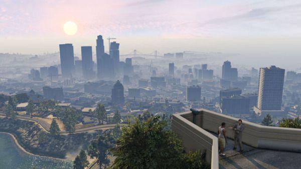 Город GTA 5: Los Santos