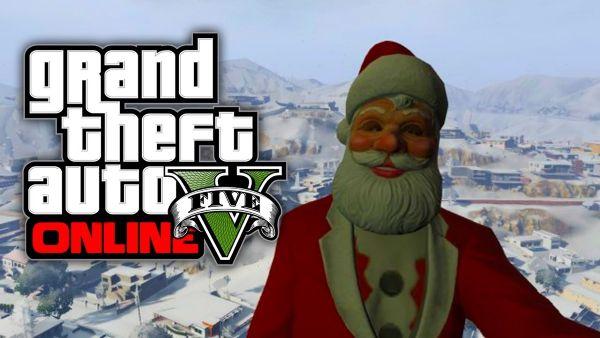 GTA Online ограбления уже скоро: рождественское DLC с новым контентом