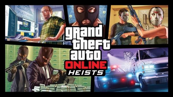 Ограбления GTA Online