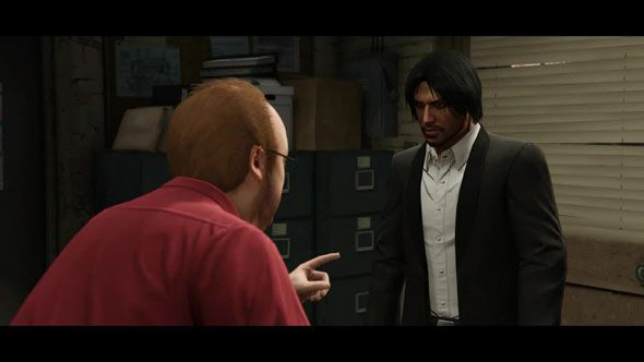 GTA Online встречается с Лестером