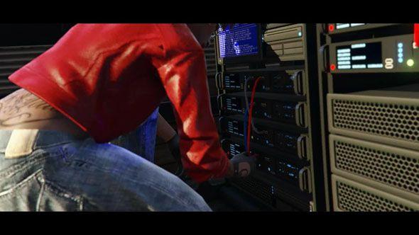 Хакер GTA 5