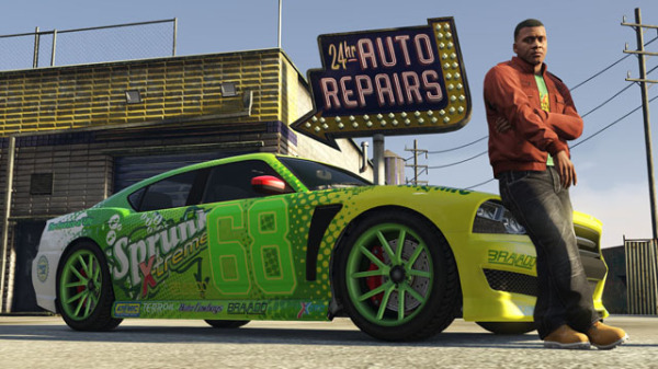 Тюнинг GTA 5