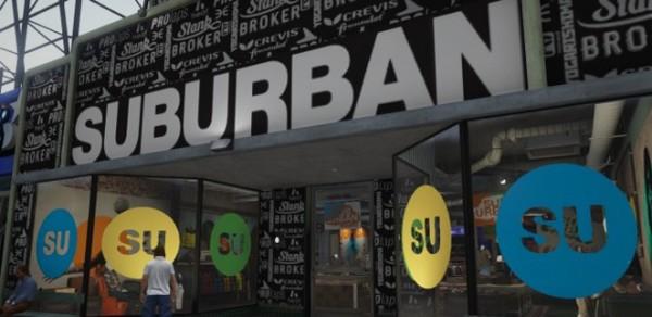 Магазины Suburban