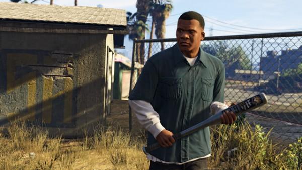 GTA 5 на PC франклин