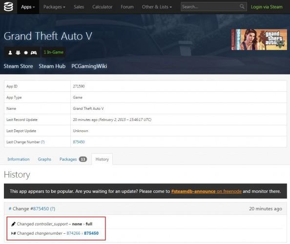 Steam-версия GTA V: достижения, поддержка контроллера и продление предзаказа