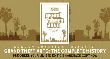 27 марта ожидается выход книги о всей серии GTA