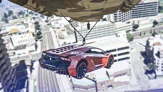 GTA 5 видео от фанатов: фигуры высшего пилотажа от птицы, трейлер к фильму «Автомобиль» и другие