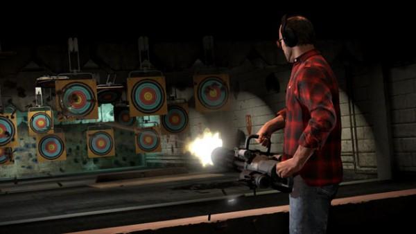 Тир в GTA 5