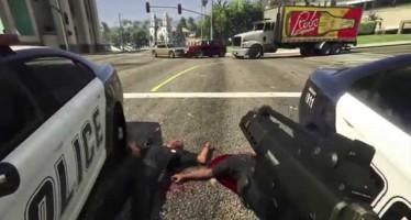 Жажда кровавых убийств в GTA V оправдана, потому что… Backstreet Boys