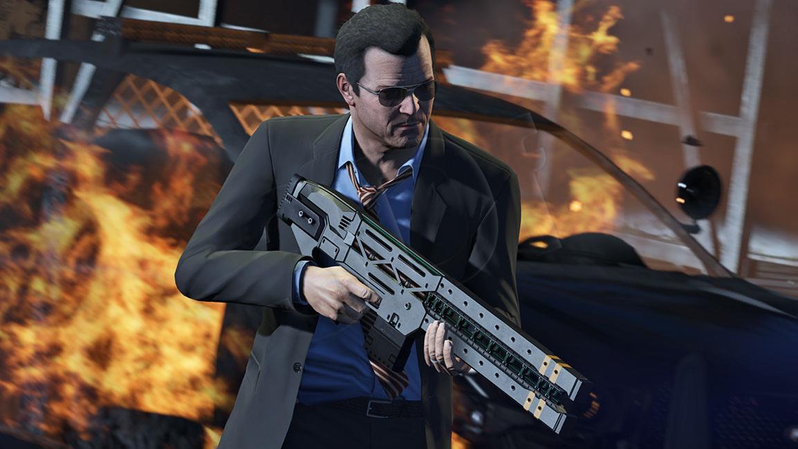 Одиночные сессии в GTA Online