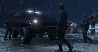 Новые скриншоты ограблений для GTA Online