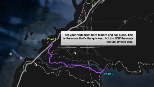 Игроки в GTA пытаются выжить плохих таксистов