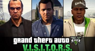 Подборочка лучших фанатских видео созданные в Rockstar Editor