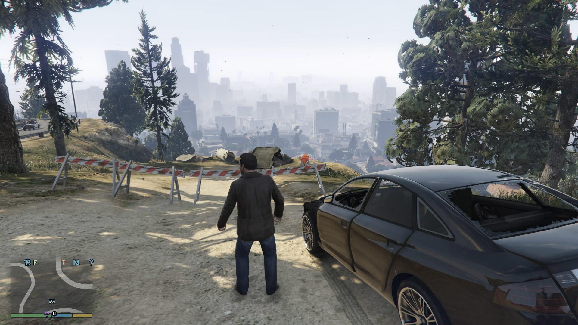 GTA 5 на PC идет рывками