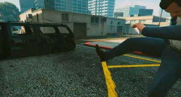 Мод для GTA 5 на ПК даст вам суперсилу!