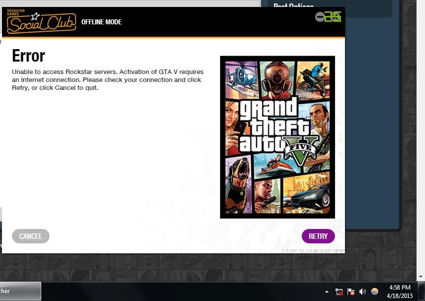 В GTA 5 на PC закрывается лаунчер