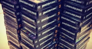 Коробочная версия GTA 5