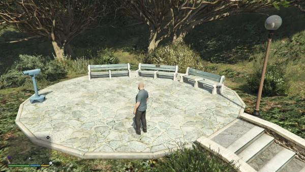 Фанаты GTA 5 искали джетпак, а вместо этого нашли мемориал умершему человеку